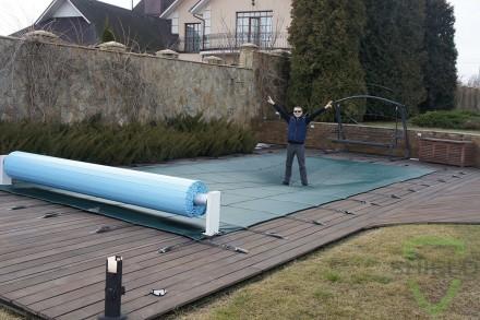 Строительство бассейнов. Житомир. фото 1