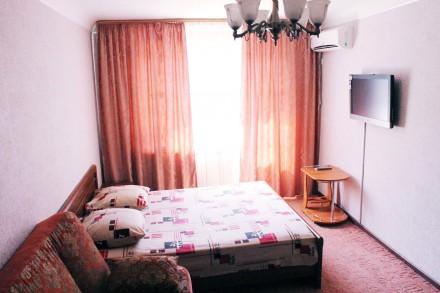 Цена квартиры зависит от количества арендуемых суток, дня недели и др.   сутки. Мариуполь, Донецкая область. фото 2