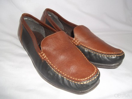 Туфли женские на низком ходу 39 разм.Немецкий бренд АRА.. Кривой Рог. фото 1