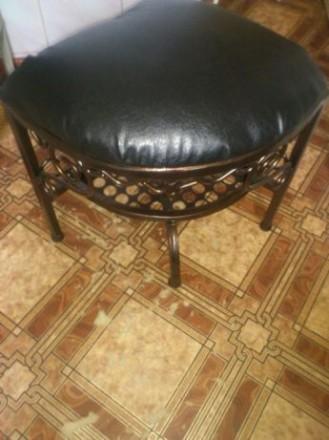 Кованная мебель на заказ. Ваша фантазия наше изготовление. Не дорого. Покраска п. Киев, Киевская область. фото 5