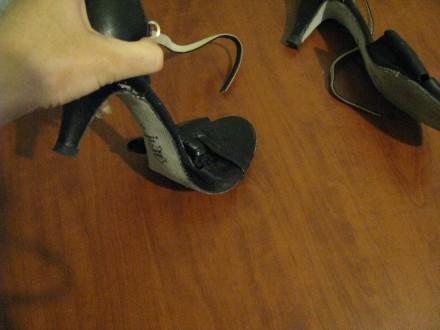 Спец.обувь - босоножки для бальных танцев. Запорожье. фото 1