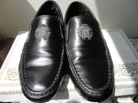 Продам туфельки мальчиковые 34 размера. Мелітополь. фото 1