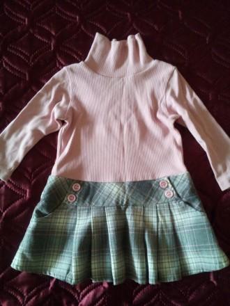 Платье детское Next. Мелитополь. фото 1