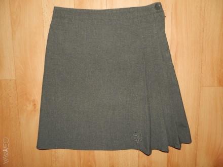 Фирменные школьные юбки р.140-146 см. Южный. фото 1