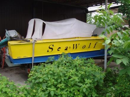 купить лодку с мотором и лафетом