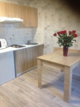 Сдам   однокомнатную НОВУЮ  квартиру- на 1 -ом этаже двухэтажного  дома, 32 м2, . Чубаевка, Одесса, Одесская область. фото 3