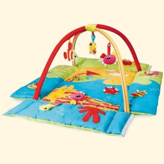 Игровой коврик. Лебедин. фото 1