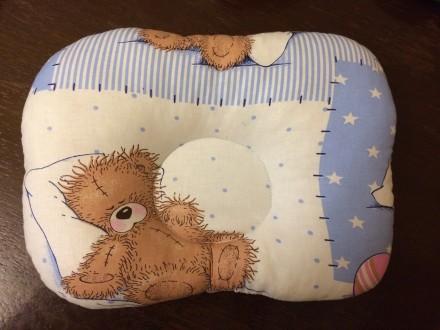Ортопедическая подушка для малышей. Чернигов. фото 1