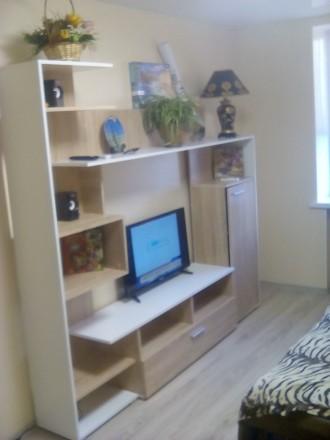 Посуточная аренда 1 комнатной квартиры в Одессе, городской, бесплатный пляж Луза. Лузановка, Одесса, Одесская область. фото 4