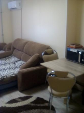 Посуточная аренда 1 комнатной квартиры в Одессе, городской, бесплатный пляж Луза. Лузановка, Одесса, Одесская область. фото 3
