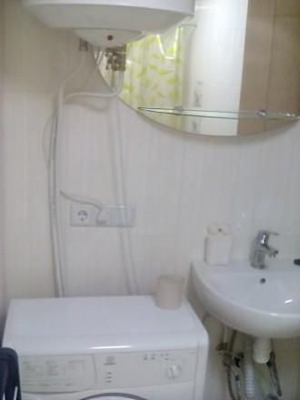 Посуточная аренда 1 комнатной квартиры в Одессе, городской, бесплатный пляж Луза. Лузановка, Одесса, Одесская область. фото 7