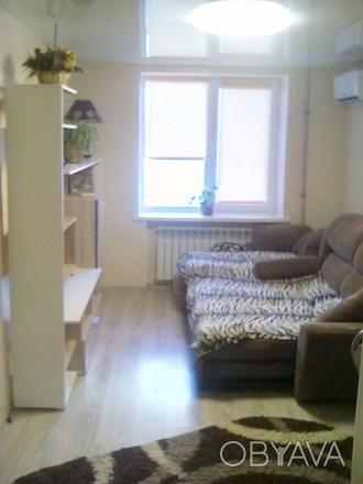 Посуточная аренда 1 комнатной квартиры в Одессе, городской, бесплатный пляж Луза. Лузановка, Одесса, Одесская область. фото 1