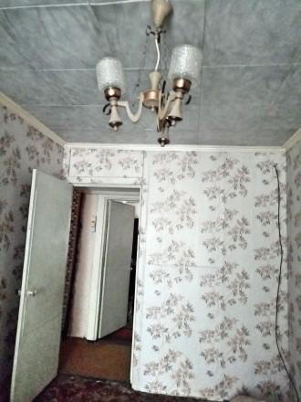 """Продается трехкомнатная квартира с балконом, """"хрущевка"""", 59,15/41/6, не угловая,. Жовтневый, Кривой Рог, Днепропетровская область. фото 4"""