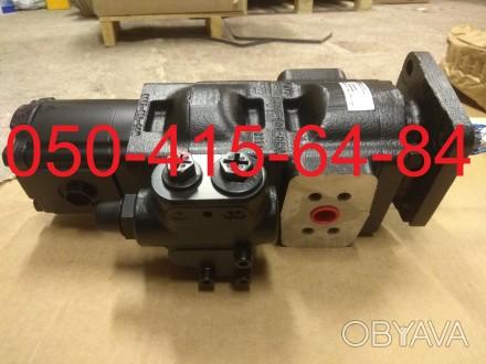Продам гідравлічний насос JCB 20/925588 20925588 новий від офіційного виробника. Львов, Львовская область. фото 1