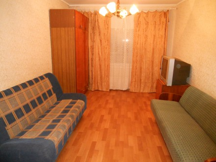 Сдам на длительно 1 комнатную квартиру, комната большая, балкон, бойлер, мебель . Черноморск (Ильичевск), Черноморск (Ильичевск), Одесская область. фото 3