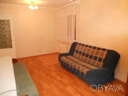 Сдам на длительно 1 комнатную квартиру, комната большая, балкон, бойлер, мебель . Черноморск (Ильичевск), Черноморск (Ильичевск), Одесская область. фото 1