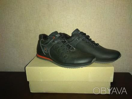 ᐈ Чоловічі шкіряні кросівки(кроссовки) Ecco ᐈ Олевськ 630 ГРН ... 7956d082de1ef