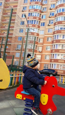 Продам 3-х комнатную квартиру в сданном доме не дорого в ЖК Янтарный.. Одесса. фото 1