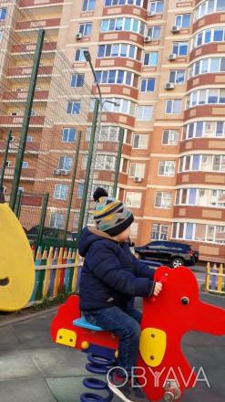 Продам 3-х комнатную квартиру не дорого, в сданном доме с ремонтом. ЖК Янтарный. Одесса, Одесская область. фото 1