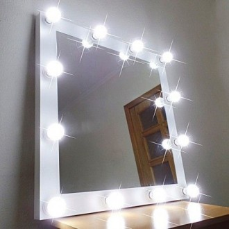 Гримерное (макияжное ) Зеркало Звезда. Днепр. фото 1