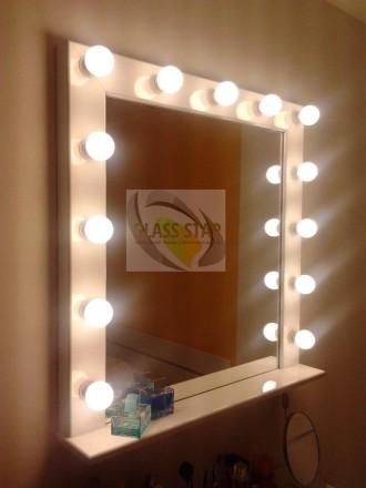 Гримерное (макияжное) зеркало «Глория». Днепр. фото 1