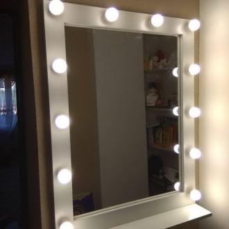 Гримерное (макияжное) зеркало Магнит. Днепр. фото 1