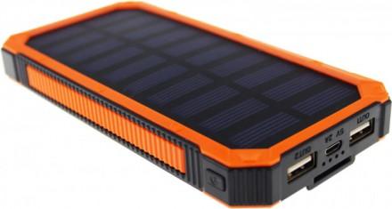 Power Bank Solar 40000mAh – это качественное устройство, которое соединило в себ. Мариуполь, Донецкая область. фото 4