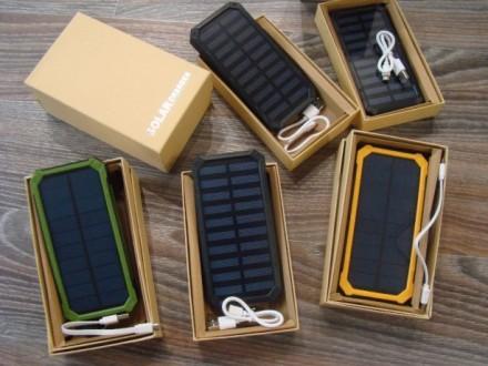 Power Bank Solar 40000mAh – это качественное устройство, которое соединило в себ. Мариуполь, Донецкая область. фото 5