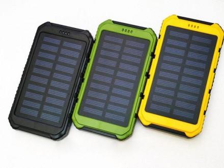 Power Bank Solar 40000mAh – это качественное устройство, которое соединило в себ. Мариуполь, Донецкая область. фото 12