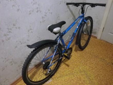Класний Велосипед: б/у; 26 колеса. Чернигов. фото 1