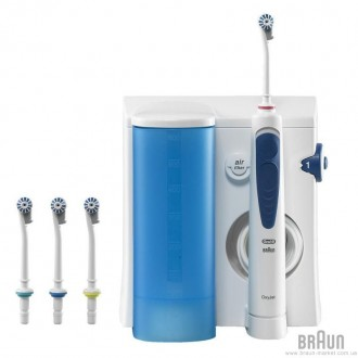 Ирригатор Braun MD 20 Oral-B Professional Care OxyJet. Днепр. фото 1