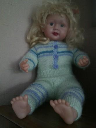 кукла Нина -красавица (каркасная). Кривий Ріг. фото 1