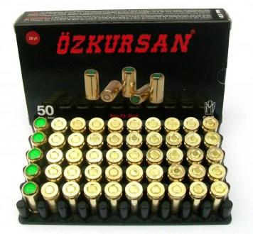 Продам патроны холостые Ozkursan 9 мм.. Николаев. фото 1