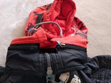 Куртка для хлопчика, ріст 140. Львов. фото 1