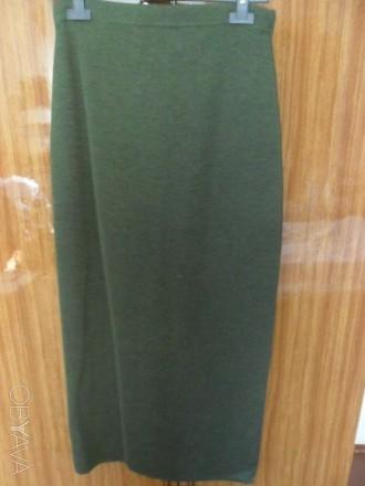 юбка новая Италия, состав 50% шерсть, 50% акрил, пояс - 35см, длина - 95см, ввер. Ирпень, Киевская область. фото 3
