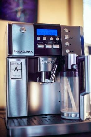 Кофемашина DeLonghi PrimaDonna ESAM 6620. Сумы. фото 1