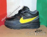 Кроссовки детские кожаные Nike Air Classic оригинал из Италии. Киев. фото 1