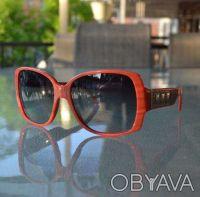 Очки очки burberry orange/pastel olive, оригинал. Одесса. фото 1