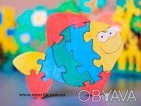 С помощью пазла Ваш малыш сможет развивать: моторику рук, смекалку, усидчивость,. Дніпро, Дніпропетровська область. фото 7