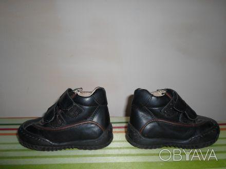 Продам детские ботинки. Ботинки в идеальном состоянии. Качество отличное.. Днепр, Днепропетровская область. фото 1