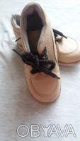 Продам качественные демисезонные ботинки,р.24-25,по стельке 15-15,5 см,бежевого(. Чернигов, Черниговская область. фото 7