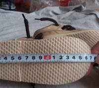 Продам качественные демисезонные ботинки,р.24-25,по стельке 15-15,5 см,бежевого(. Чернигов, Черниговская область. фото 10