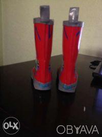 Продать резиновые сапоги,новые,р.24,по стельке 15 см,стелька не приклеена,можна . Одеса, Одеська область. фото 4