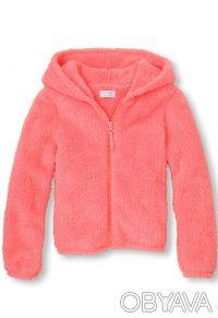 Новая Модная - кофта Children's USA (№002815686) Тёплая флисовая куртка по прин. Киев, Киевская область. фото 2