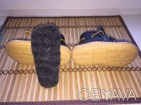 Ботиночки тёплые с термовойлоком новые почти  совсем не носили будут очень удоб. Киев, Киевская область. фото 3