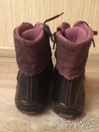 Ботинки детские демисезонные для девочки Melania, р.29 (Intertop JA32), цвет: чё. Дніпро, Дніпропетровська область. фото 6