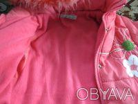 куртка на девочку 5-7 лет ,в хорошем состоянии,почти новая,носилась мало,капюшон. Сумы, Сумская область. фото 8