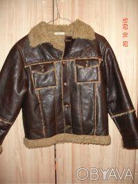 Курточка для мальчика, осень, в очень хорошем состоянии. Длина 50см, ширина в пл. Харьков, Харьковская область. фото 2
