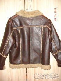 Курточка для мальчика, осень, в очень хорошем состоянии. Длина 50см, ширина в пл. Харьков, Харьковская область. фото 3