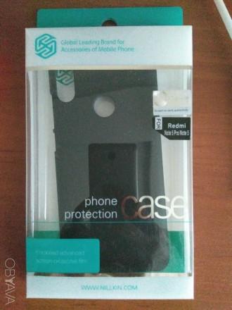 Nilkin чехол для Xiaomi Redmi Note 5 Pro Чехол Nillkin матовый. Киев. фото 1